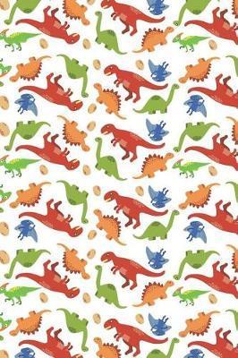 Dinosaur Notebook by Janice H McKlansky Publishing