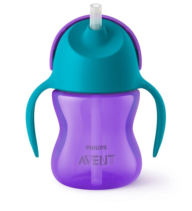 Philips Avent Bendy Straw Cup - 200ml