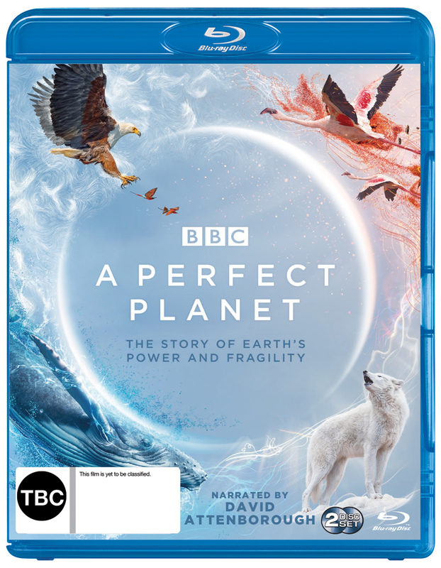 A Perfect Planet on Blu-ray