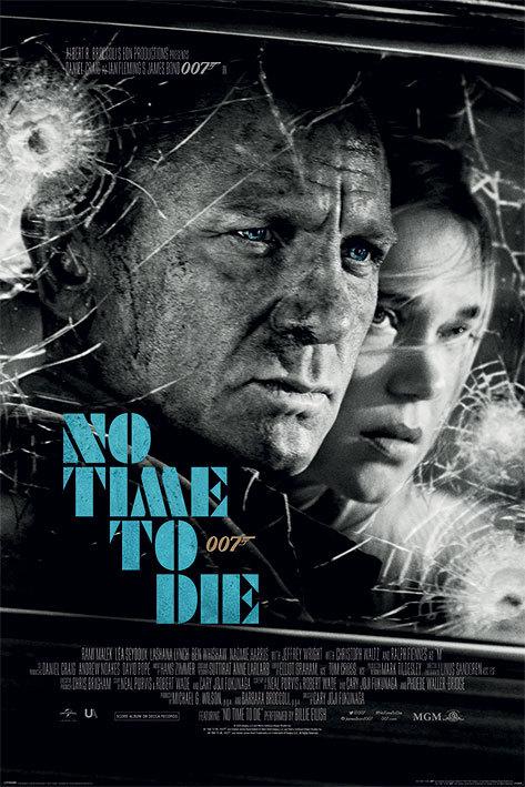 James Bond: No Time To Die Noir - (1066)