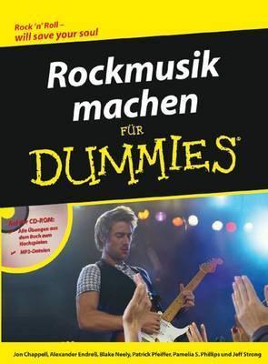 Rockmusik Machen Fur Dummies by Blake Neely