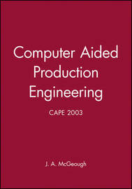Computer Aided Production Engineering image