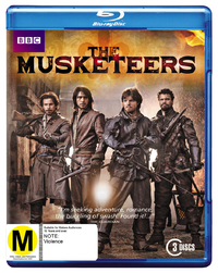 The Musketeers - The Complete First Season on Blu-ray