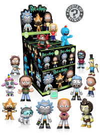 Rick and Morty: Series 1 - Mystery Minis (Blind Box)