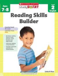 Study Smart: Reading Skills Builder Level 2 by Linda Ross