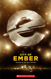 The City of Ember Audio Pack (Scholastic ELT Readers) image