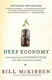 Deep Economy by Bill McKibben image