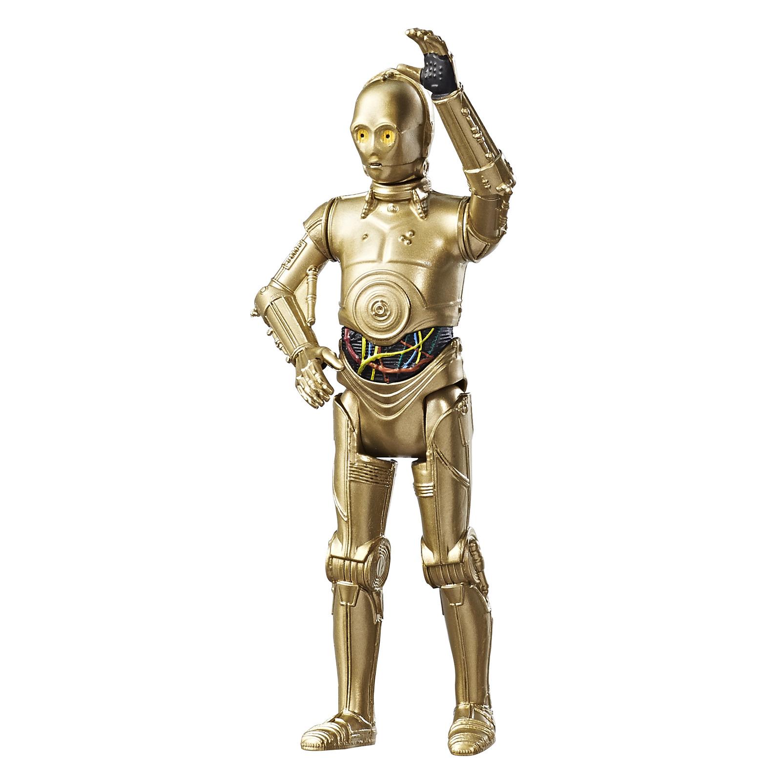 Star Wars: Force Link Figure - C3PO image