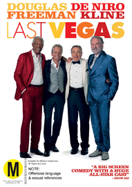 Last Vegas on DVD