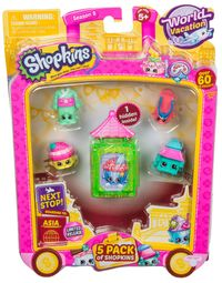 Shopkins: Season 8 Five Pack