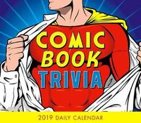 Comic Book Trivia by Sellers Publishing