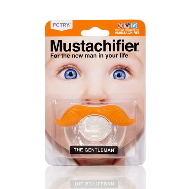 Mustachifier - The Gentleman - Ginger