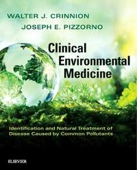 Clinical Environmental Medicine by Walter J. Crinnion image