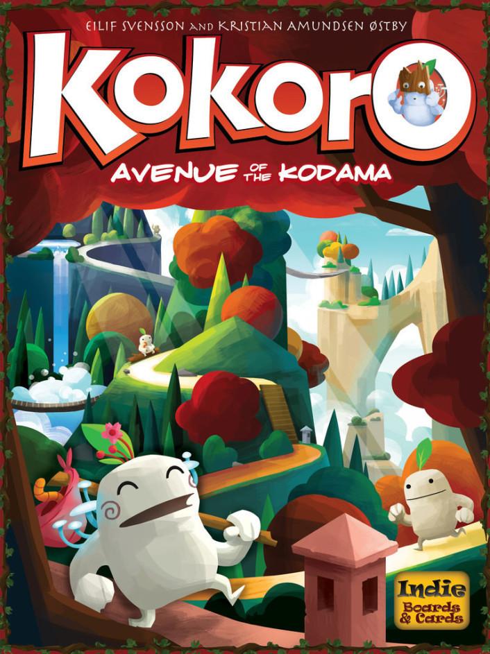 Kokoro: Avenue of the Kodama image