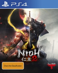 Nioh 2 for PS4