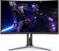 """27"""" AOC 1440p 144Hz 1ms FreeSync Curved Gaming Monitor"""