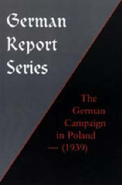 German Campaign in Poland (1939) by Robert M. Kennedy image
