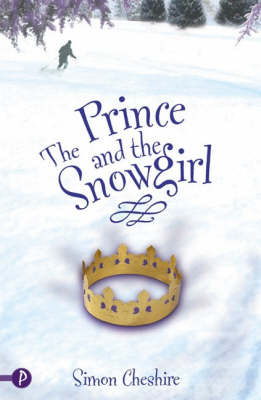 The Prince and the Snowgirl by Simon Cheshire image