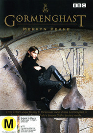 Gormenghast (2 Disc Set) on DVD