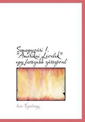 Somogyvairi I. a Amerikai Leveleka Egy Hosszabb Zairsza3val by Imre SzAcchAcnyi