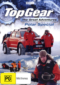 Top Gear - The Great Adventures: Polar Special on DVD image