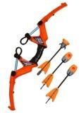 Zing - Air Storm Z Tek Bow - Orange