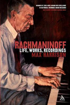 Rachmaninoff by Max Harrison image