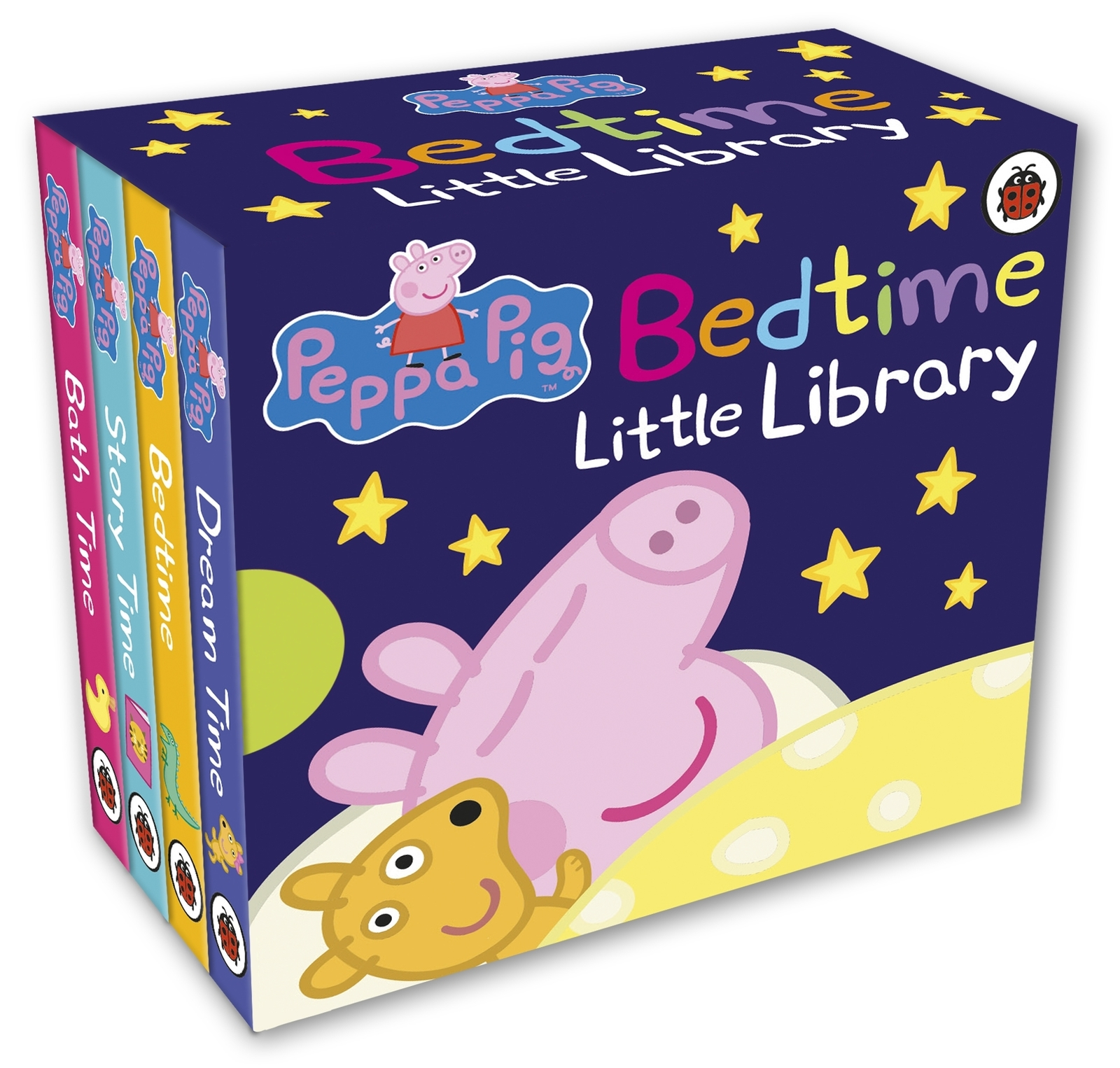 Peppa Pig: Bedtime Little Library by Peppa Pig image