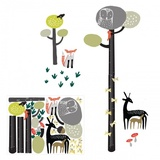 Wee Gallery: Growth Chart - Quiet Forest
