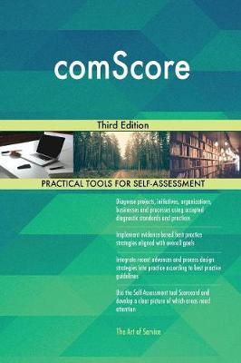 Comscore Third Edition by Gerardus Blokdyk image