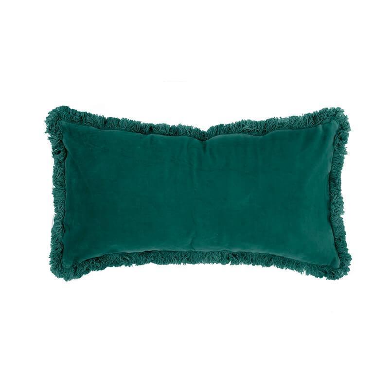 Bambury Lake Velvet Feather Filled Cushion image