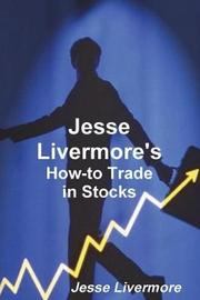 Jesse Livermore's How-To Trade in Stocks by Jesse Livermore image