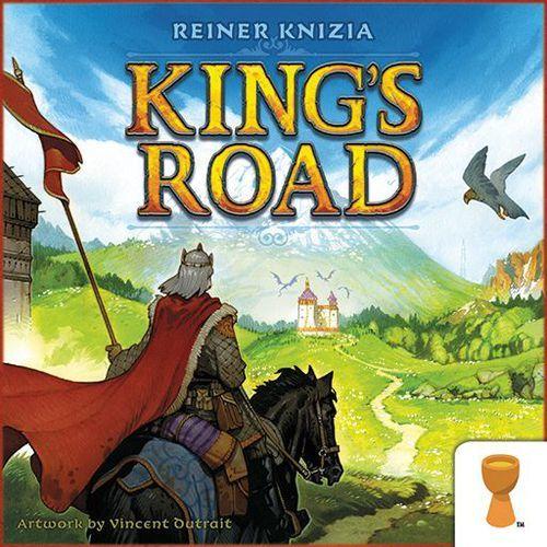 Kings Road - Board Game