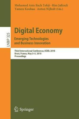 Digital Economy  Emerging Technologies and Business