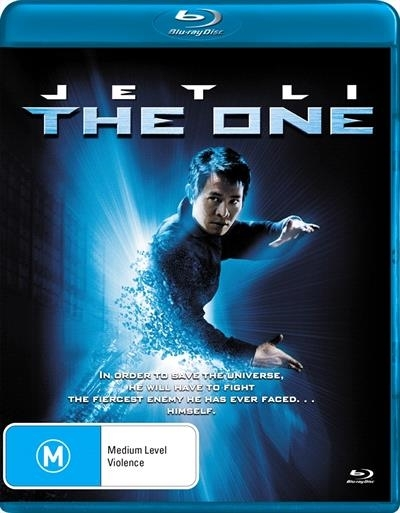 The One on Blu-ray image