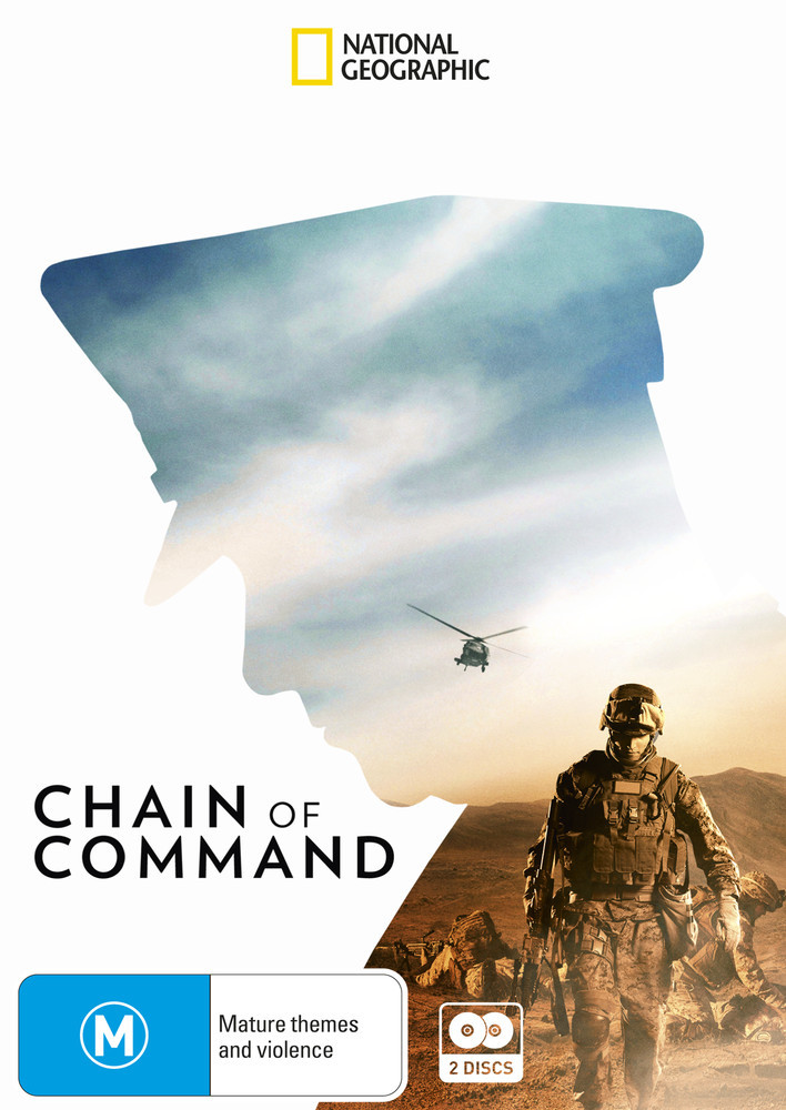 Chain Of Command on DVD image