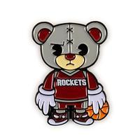 NBA: Houston Rockets - Clutch Mascot Enamel Pin image