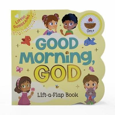 Good Morning, God | Ginger Swift Book | In-Stock - Buy Now