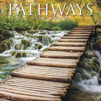 Pathways 2020 Wall Calendar by Willow Creek Press