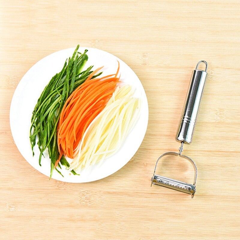 Ape Basics: Stainless Steel Vegetable Peeler & Julienne Cutter image