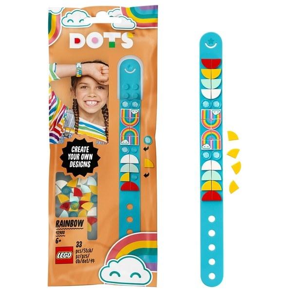 LEGO DOTS: Rainbow Bracelet - (41900)