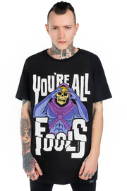 Killstar: Fools T-Shirt - M / Black