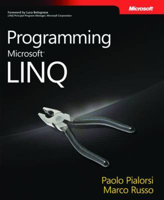Programming Microsoft LINQ by Marco Russo image