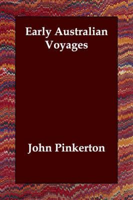 Early Australian Voyages by John Pinkerton image