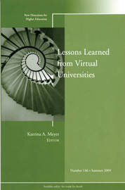Lessons Learned from Virtual Universities