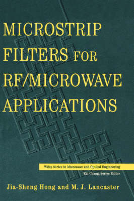 Microstrip Filters for RF/microwave Applications by Jia-Sheng Hong image