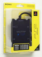 Sony PS2 Multi Tap (Slim Version) for PlayStation 2