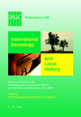 International Genealogy and Local History image