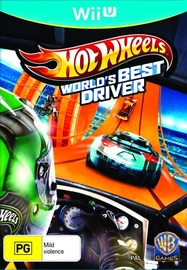 Hot Wheels World's Best Driver for Nintendo Wii U