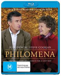 Philomena on Blu-ray